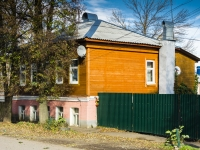 Borovsk, st Volodarsky, house 61. Private house