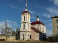 Borovsk, church КрестовоздвиженскаяVolodarsky st, church Крестовоздвиженская