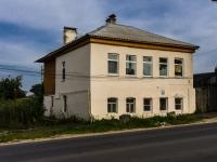 улица Калужская, дом 19. многоквартирный дом