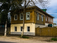 Borovsk, Kaluzhskaya st, house 23. Apartment house