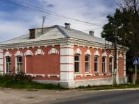 улица Калужская, дом 33. многоквартирный дом