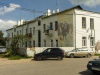 Borovsk, Kommunisticheskaya st, 房屋 1. 公寓楼