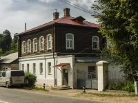Borovsk, Kommunisticheskaya st, house 15. Apartment house