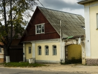 Borovsk, Kommunisticheskaya st, 房屋 43. 别墅