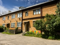 Borovsk, Kommunisticheskaya st, 房屋 82. 公寓楼