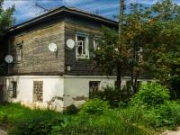 Borovsk, st Krasnoarmeyskaya, house 30. Apartment house