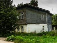 Borovsk, Krasnoarmeyskaya st, house 30. Apartment house