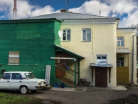 Borovsk, Lenin st, house 18. Apartment house