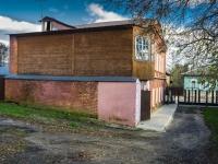 Borovsk, Lenin st, 房屋 36. 图书馆