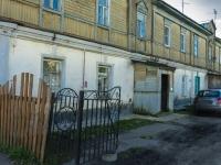 Borovsk, Lenin st, house 42. Apartment house