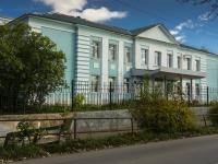 Borovsk, 学校 №2, Lenin st, 房屋 47