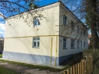 Borovsk, Lenin st, house 68. Apartment house