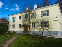 Боровск, улица Ленина, дом 68. многоквартирный дом