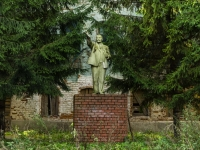 Borovsk, monument В.И. ЛенинуLenin st, monument В.И. Ленину