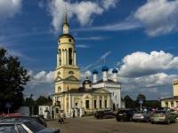 Боровск, улица Ленина, дом 1. собор Благовещенский кафедральный собор