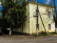 Borovsk, Lenin square, house 15. Apartment house