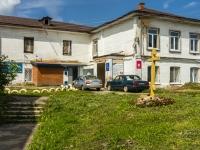 Borovsk, st Sovetskaya, house 6А. sports club