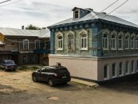 Borovsk, Sovetskaya st, house 7. Apartment house