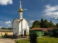 Borovsk, st Sovetskaya, house 8А. chapel