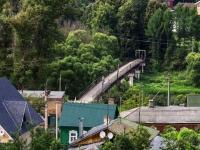 Боровск, мост Реки Протвыулица Советская, мост Реки Протвы