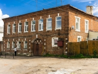 Borovsk, st Uritsky, house 3. Apartment house