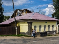 Borovsk, st Uritsky, house 4. Private house