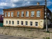 Боровск, улица Урицкого, дом 6. многоквартирный дом