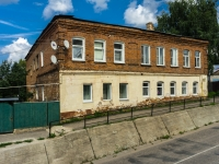 Borovsk, st Uritsky, house 6. Apartment house