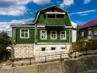 Borovsk, st Uritsky, house 10. Apartment house