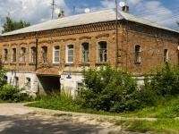 Боровск, улица Фридриха Энгельса, дом 2. многоквартирный дом