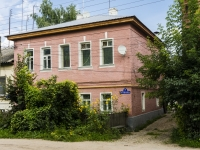 Borovsk, Engels st, house 3. Apartment house