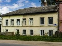 Боровск, улица Фридриха Энгельса, дом 4. многоквартирный дом