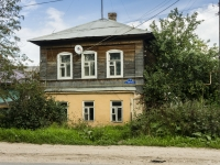 Borovsk, Engels st, house 5. Apartment house