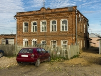 Borovsk, st Rabochaya, house 8. Apartment house