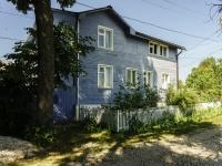 Tarusa, Karl Libknekht st, house 17. Private house