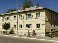 Tarusa, st Lenin, house 14. Apartment house