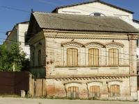 Таруса, улица Ленина, дом 22. неиспользуемое здание