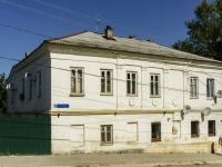 Tarusa, Lenin st, house 24. Apartment house