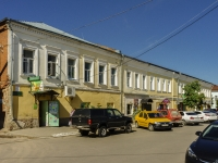 Tarusa, Oktyabrskaya st, house 2/1. multi-purpose building
