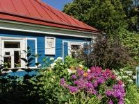 Tarusa, 博物馆 Дом-музей Паустовского, Proletarskaya st, 房屋 2