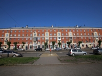 Кемерово, улица Дзержинского, дом 4. многоквартирный дом