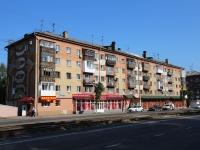 Кемерово, улица Дзержинского, дом 10. многоквартирный дом