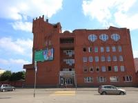 Кемерово, улица Дзержинского, дом 1. офисное здание