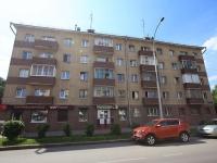 Кемерово, улица Дзержинского, дом 5. многоквартирный дом