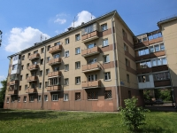 Кемерово, улица Дзержинского, дом 7. многоквартирный дом
