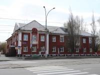 Кемерово, Ленина проспект, дом 17. военкомат