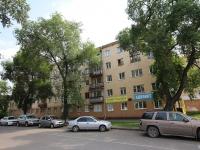 Кемерово, улица Калинина, дом 1. многоквартирный дом
