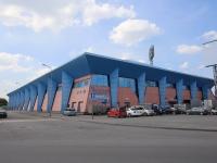 Кемерово, улица Калинина, дом 4. стадион Химик