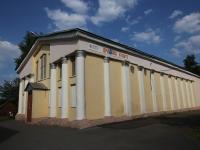 Кемерово, улица Кирова, дом 10. неиспользуемое здание