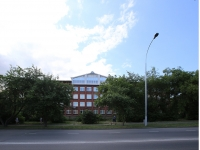 Кемерово, улица Мичурина, дом 19. лицей